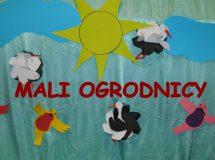 2019.03 Mali ogrodnicy :)
