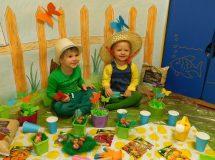 Mali ogrodnicy :)